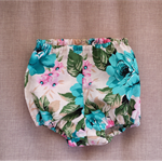 Eco Friendly Baby Bloomers Pants Nappy Cover ☆ Size 3 - 6 months ☆ Handmade