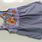 Handmade Upcycled Cotton 80s Skate Dress ☆ Size 5 - 6 ☆One Off ☆ Ready to send.