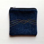 Upcycled Denim Pocket Purse