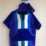 Size 8 Boys Beach Towel Shirt/Pool Cover up