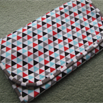 Baby Travel Changemat with Pouches for Nappies and Wipes - Geometric - Unisex