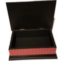 Spotty Dotty Mickey Keepsake Trinket Treasure Jewellery Memory Wooden  Box