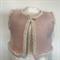 Little girls woolly jacket 💕 Size 12-18mths