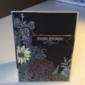 Female birthday cards.