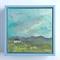 """Acrylic Painting """"Bothy"""" Cottage Landscape"""