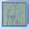 "Acrylic Painting ""Bothy Garden"" Cottage Landscape"