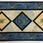 Australiana table runner - 'Yalke'
