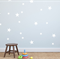 Confetti Star Wall Decal Sticker - 2 Size Star | PP109a