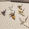 10 Fairy Tales Origami Cranes