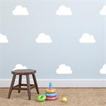Cloud Wall Decal Sticker | PP114