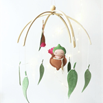 Gumnut Baby Nursery Mobile  ♥ (custom)