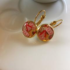 Free Postage! Sweets resin earrings