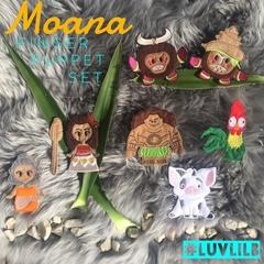 Moana Finger Puppet Set