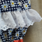 FRILLY Baby Bloomers Pants Nappy Cover ☆ Size 18 months - 2 ☆ Handmade
