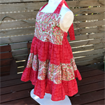 Sweet halter dress Size 4-5
