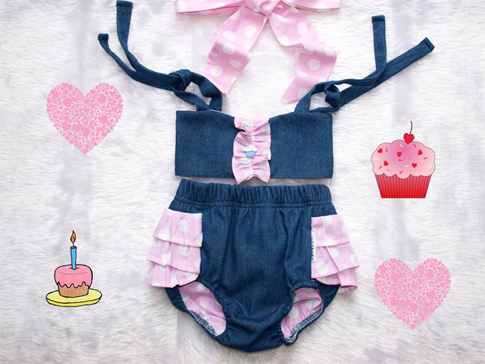 Prime Baby Girls Smash Cake Outfit Girls Smash Cake Girls 1St Birthday Personalised Birthday Cards Epsylily Jamesorg