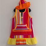 Size 8 Girls Beach Towel Dress