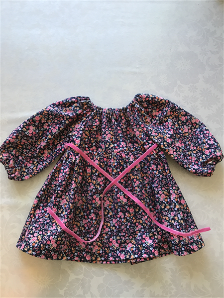 Bella winter smock dress💕