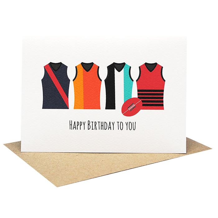 Birthday Card Male