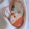 Ceramic Pendant Necklace