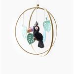 Toucan Baby ORB Nursery Mobile  ♥ (custom)