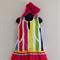 Size 2 Girls Beach Towel Dress