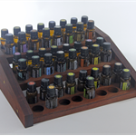 Essential oil storage Rack