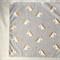 Cushion cover Handmade Metallic Unicorns 33cm x 33cm