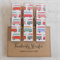 Retro Combi Van - Chunky Magnet Pegs - Magnetic Memo Pegs - Set of 3