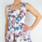 Floral Maxi dress, Womens long floral rayon dress in sizes 6-16 made to order