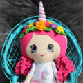 Skylar the Unicorn Doll