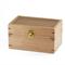 Small wooden gift box, trinket box, keepsake box, or memory box