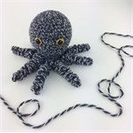 Octopus Softie   Toy   Amigurumi   Gift Idea   Hand Crochet   Ready to Post