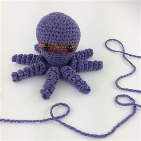 Octopus Softie | Toy |  Amigurumi | Gift Idea | Hand Crochet | Ready to Post