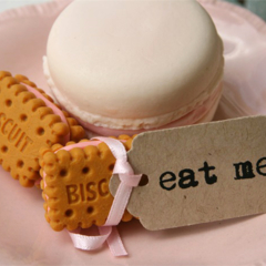 24 eat me tags Party Tags Weddings Tags Tea Party Tags Garden Party Tags