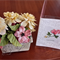 Handmade Floral Greeting Cards.