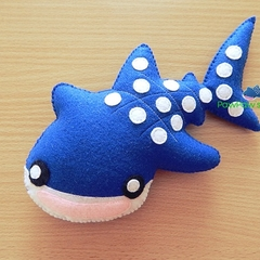 Whale Shark / Whale Shark Magnet / Ehale Shark Toy / Whale Shark Home Decor