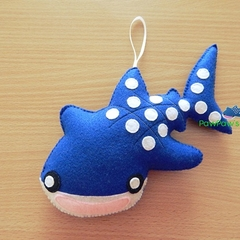 Whale Shark / Whale Shark Ornament / Whale Shark Home Decor / Fish Decoration