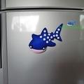 Whale Shark / Whale Shark Magnet / Ehale Shark Toy / Whale Shark Home Decor