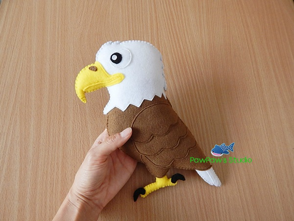 Bald Eagle Ornament Home Decor