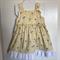 Pretty yellow daisy smock dress 💛