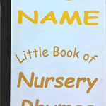 Personalized Little Book of Traditional Nursery Rhymes