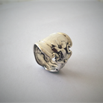 Genuine Sterling Silver Spoon Ring |Hallmarked Circa 1920