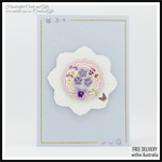 Baby Card, Greeting Cards - Baby, Handcrafted Cards and Gifts, In stock
