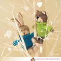 Brinkley - Hand Knitted Teddy Bear Toy