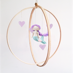 Mermaid | Orb Mobile (custom)