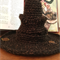 Harry Potter Crochet Sorting Hat - Photo Prop - FREE POST