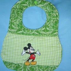 """Mr Mouse"" Baby Bib"