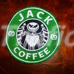 "Starbucks inspired ""Nightmare Before Christmas""