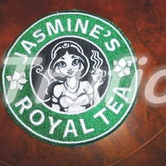 "Starbucks inspired ""Jasmine""